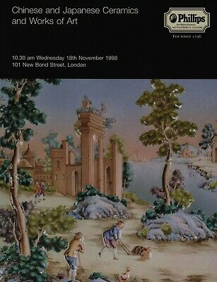 CHINESE & JAPANESE CERAMICS and WORKS OF ART AUCTION CATALOGUE