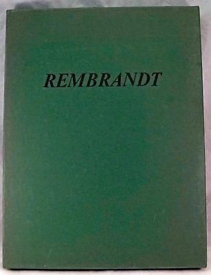 Harmensz Van - Rembrandt Harmensz Van Rijn (Paintings from Soviet Museums) Hard Cover Book 1975