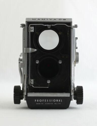 MAMIYA ~ Vintage C3 Professional Camera Body Chassis Medium Format TLR