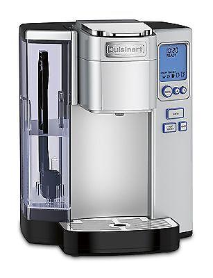 Cuisinart Prize Stainless Steel Single Serve Coffeemaker K-Cup Keurig Brewing