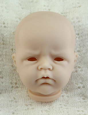 "Limited 17"" blank vinyl reborn baby doll KIT preemie ""Lilliana"" by Emily Jameson"