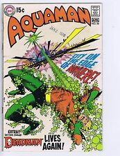 Aquaman #50 DC 1970