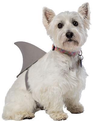Shark Attack Hund Haustier Kostüm Fisch Tier Rasta (Fisch Hund Kostüme)