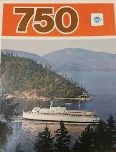 750 PIECE JIGSAW NEW by COPP CLARK, CANADA ferry $7, 52 x 49cm Broadview Port Adelaide Area Preview
