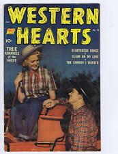 Western Hearts #10 Standard Pub 1952