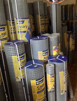 SNAKE PROOF / VERMIN PROOF WIRE FOR CHICKEN COOPS Caloundra West Caloundra Area Preview