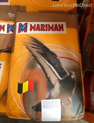Versele Mariman Variamax Widowhood Racing Pigeon Food Feed 25KG BMFD DS