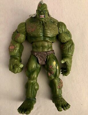Marvel legends X-Men  HULK THE END from Fr Fin Fang Foom Hulk Baf Look 👀!!