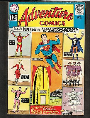 Adventure Comics #300 ~ Superboy / Legion von - Superhelden Boy