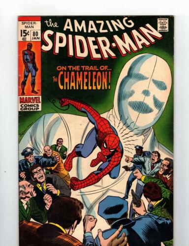 Amazing Spiderman #80 (FN/VF)