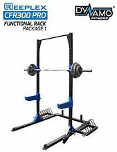 Squat Half Rack Pro,Olympic Barbell & Weight Packages Malaga Swan Area Preview