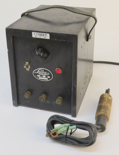 Luma Electric Co. 1151660 Demagnetizer, 115V, 16amp, 60 CY