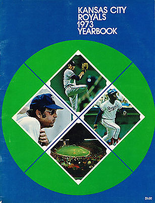 Kansas City Royals Kauffman Stadium (1973 KANSAS CITY ROYALS 1ST KAUFFMAN STADIUM YEARBOOK MLB)