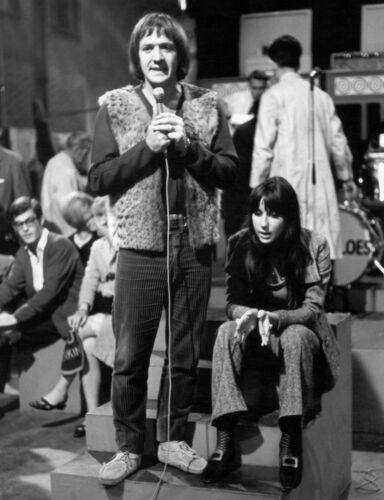 SONNY AND CHER - MUSIC PHOTO #E-40