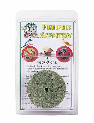 Feeder Scentry - Protects bird feeders from marauding small animal pests