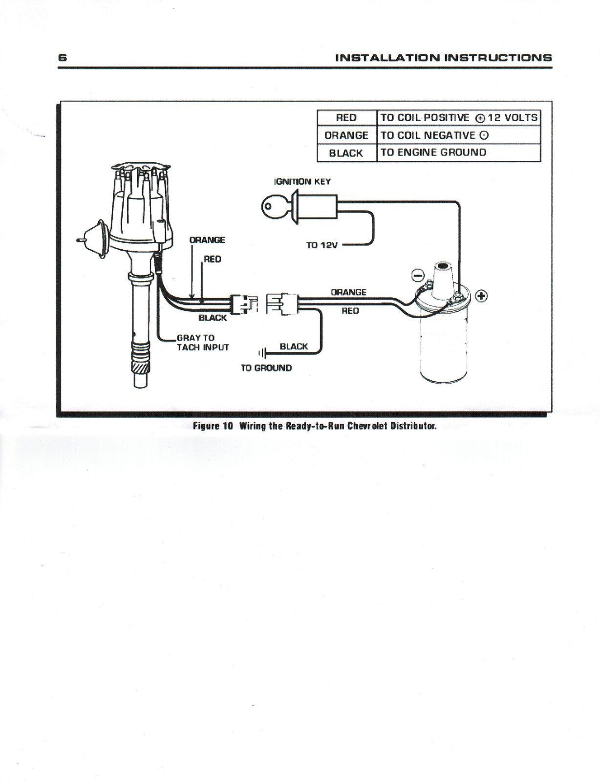 gm small cap hei wiring enthusiast wiring diagrams u2022 rh bwpartnersautos com