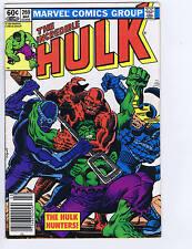 Incredible Hulk #269 Marvel 1982