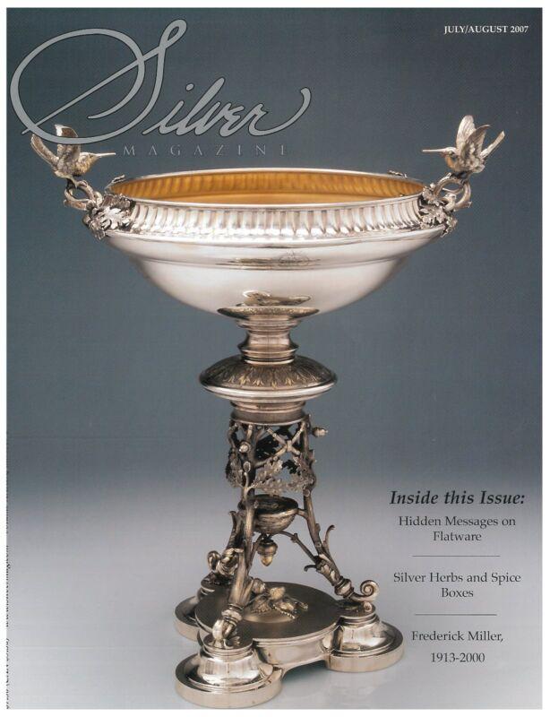 Silver Magazine - Entire 2007 Year - New