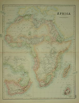 AFRICA BY ARCHIBALD FULLARTON. 1874.