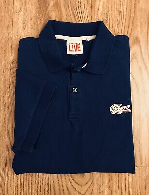 100% Authentic Lacoste Live Polo Shirt Size 2 Small Extra S (RRP £90)