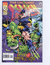 X-Men #324 Marvel 1995