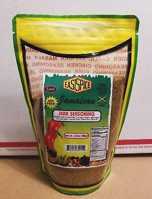 Karjos Easispice Jamaican Jerk Seasoning jerk rub 12.25oz