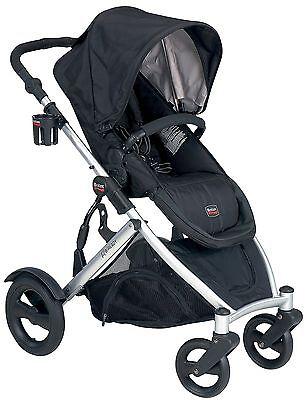 Britax 2015 B-ready Stroller In Black Brand