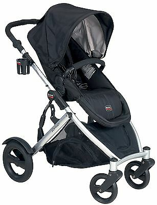 Britax 2015 B-ready Stroller In Black Brand