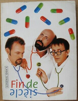 GENERAL IDEA'S Fin de siecle 1992 Exhibition Catalog, Wurttembergischer Kunstver