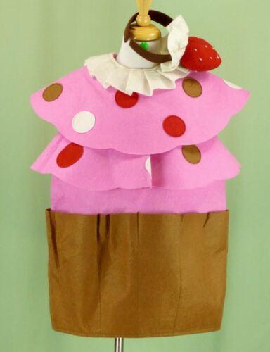 208 Pottery Barn Kids Pie Costume EUC Size 4-6