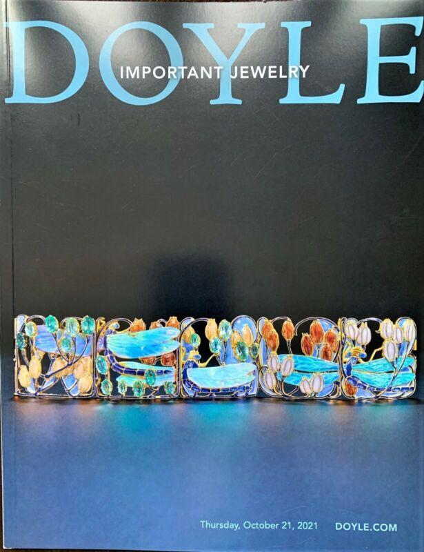 Doyles Jewelry Auction Catalog Oct. 2021