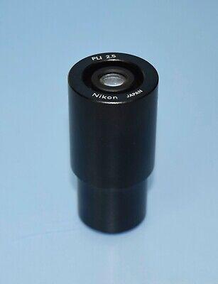 Nikon Pli 2.5x Photo Relay Eyepiece Lens