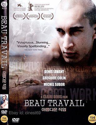 BEAU TRAVAIL (1999) - Claire Denis, Denis Lavant NEW DVD