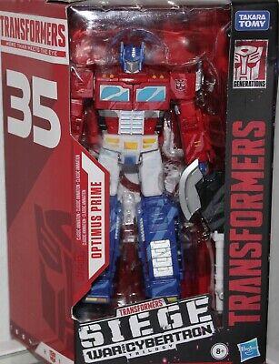 Hasbro Transformers: Siege Classic G1 Optimus Prime (E8382)