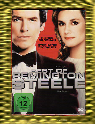 BEST of REMINGTON STEELE 25 Episodes from Series 1-5 1982 to 1987  7Disc DVD