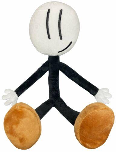 "Stickman Plush 15"" Tall - Friday Night Funkin Doll Figure Toy Plushie Game FNF"