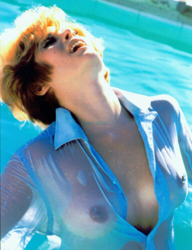JILL ST. JOHN IN THE 1970S SEXY PUBLICITY PHOTO