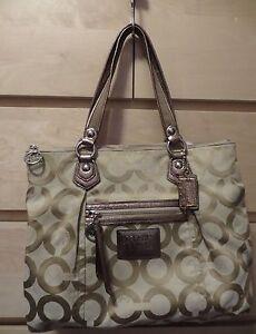 Authentic Golden Coach purse