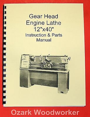 Jet Lathe Parts Owner S Guide To Business And Industrial