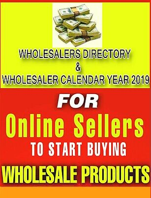100 Wholesale Websites List Suppliers Guide Dropshippers Toys Crafts Clothes - Wholesalers Websites
