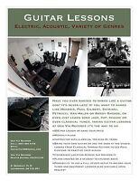 Guitar Lessons in Lethbridge