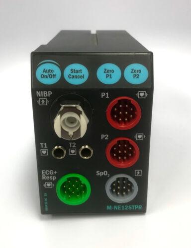 GE Datex Ohmeda M-NE12STPR Multi Parameter Module NIBP