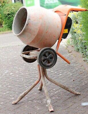 Belle Minimix 150 240V Electric Concrete Cement Mixer