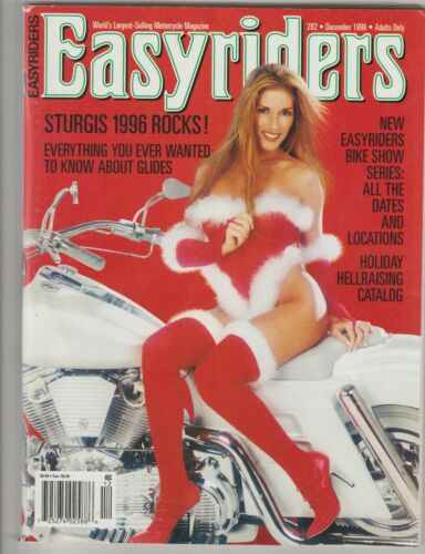 Easyriders Magazine~December 1996~# 282