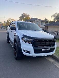 2018 Ford Ranger Xl 2.2 Hi-rider (4x2) 6 Sp Automatic Crew Cab...