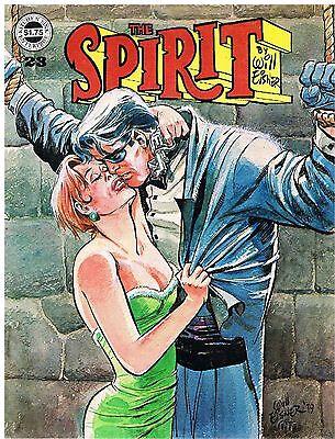 The Spirit (Magazine) No.23 / 1980 Will Eisner online kaufen