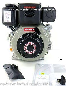 YANMAR Neu-Motor L70AE für Weber,Bomag,Wacker Rüttellplatte,Einachser,Dumper