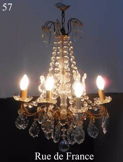 french antique chandelier   Gumtree Australia Free Local Classifieds