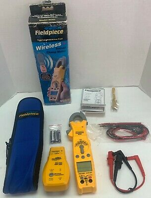 Fieldpiece Swivel Clamp Meter