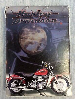 1999 Harley-Davidson Playing Cards N 579